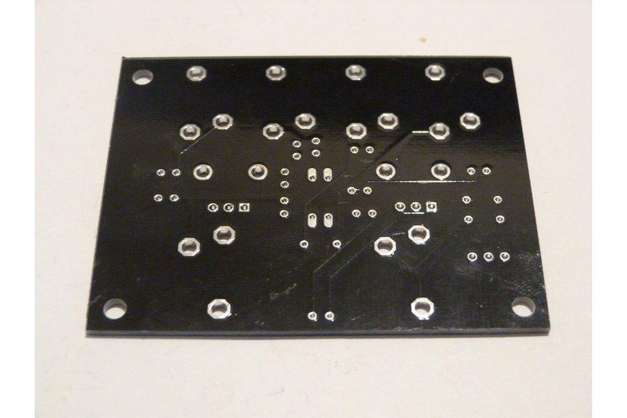 OptoBox: passive LPG/VCF - bare PCB