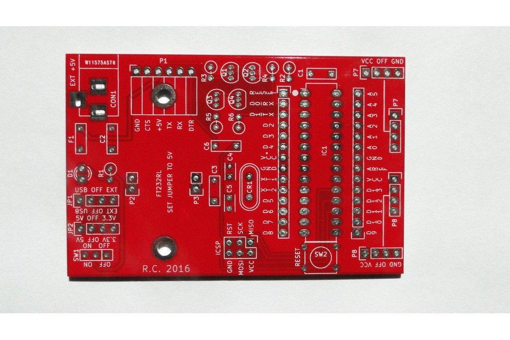 Panduino PCB 1