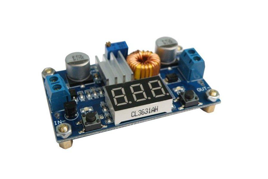 75W 5A DC-DC converter adjustable voltage