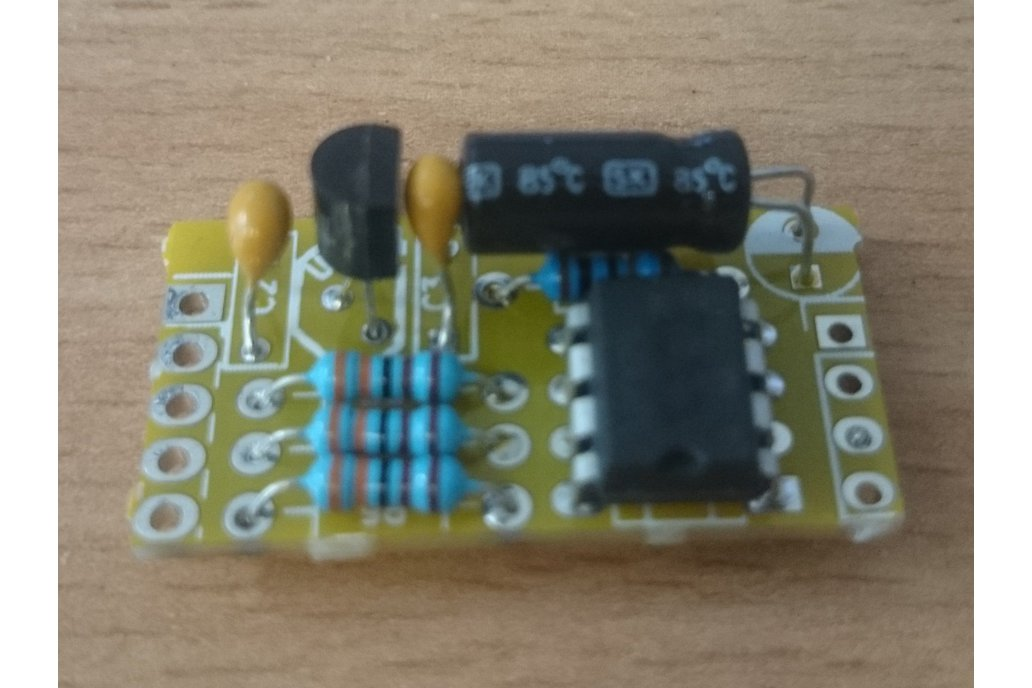 VWCDPIC Audio Interface Adapter 10