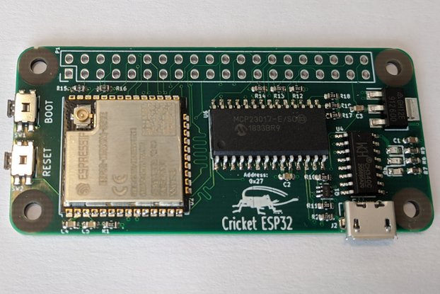 Cricket ESP32 (beta)