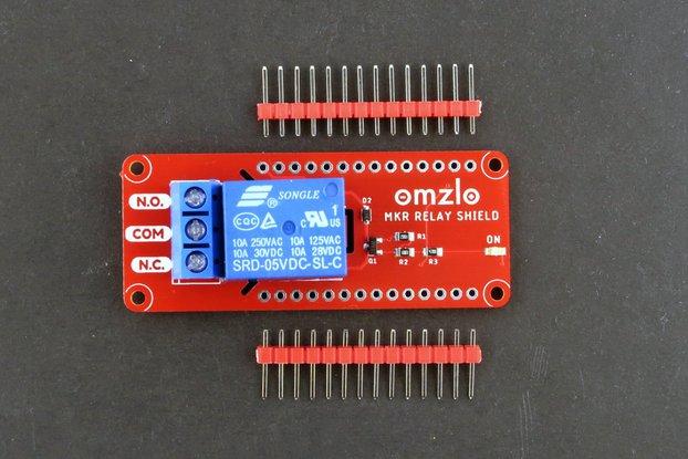Arduino-MKR Relay Shield