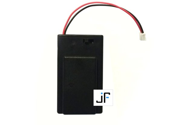 Triple 'A' 5V DC Boost Power Pack