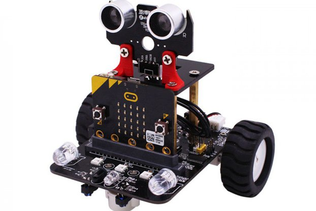 Micro:bit smart robot car