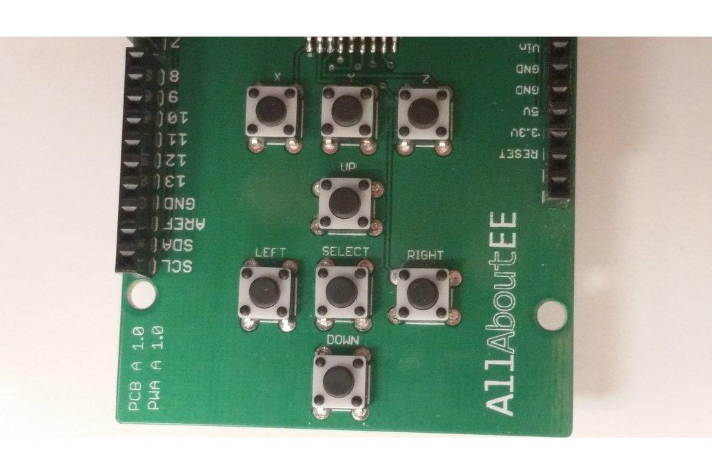 Infrared Remote Control Shield for Arduino 4