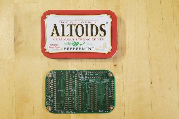 8085 chip computer-pocket sized z80 Altoids