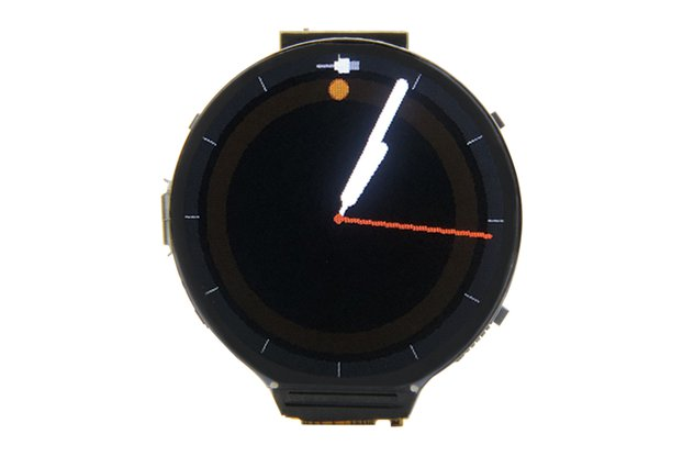 LILYGO® &pauls_3d_things Open-Smartwatch T-micro32