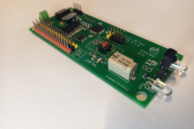 IR (infrared communications) Tool