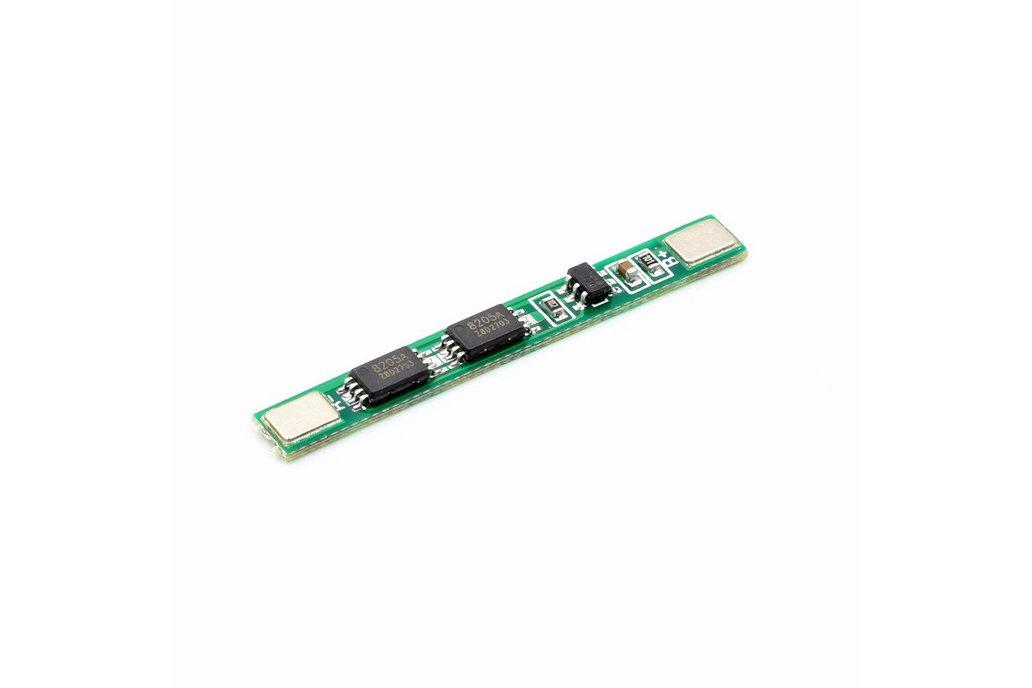 MSO 3.7V lithium battery board 1
