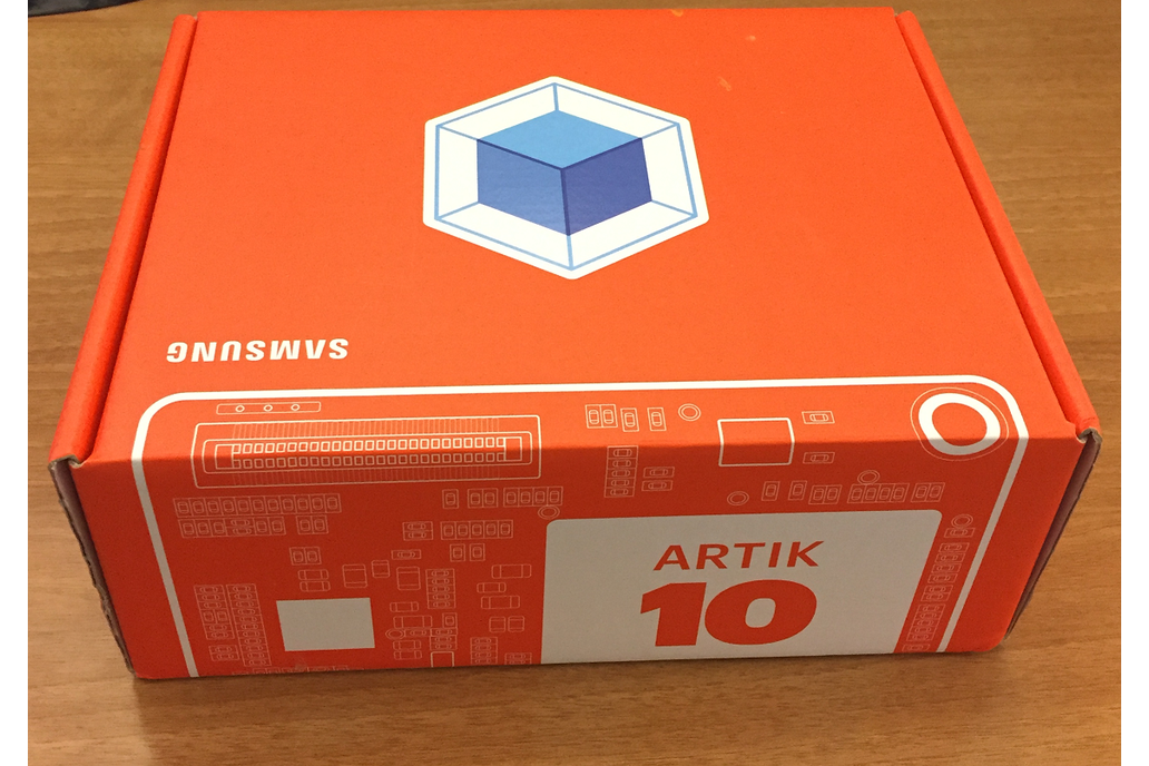 Samsung Artik 1020 Eval Kit 1