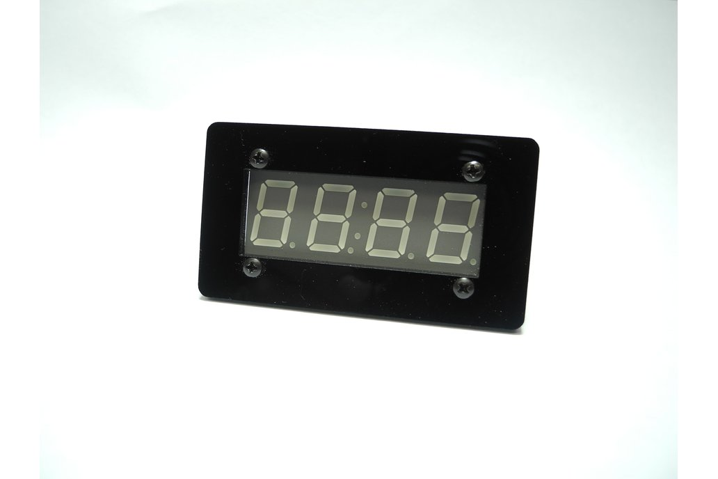"Adafruit 0.56"" 4-Digit 7-Segment Display Bezel 1"