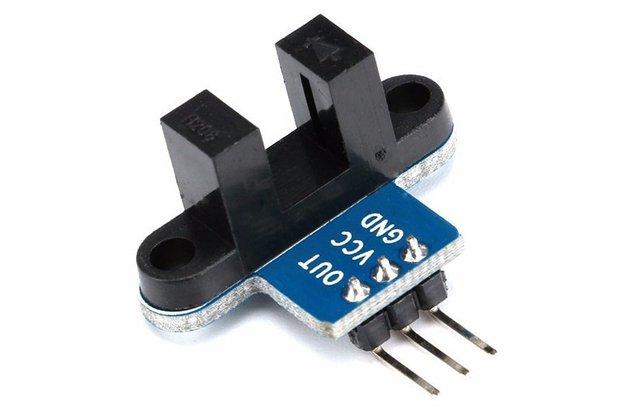 Optical Speed Measuring Sensor
