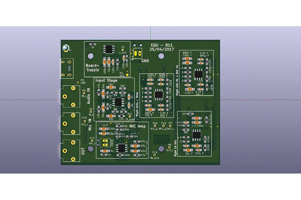 Hearing Amplifier 7
