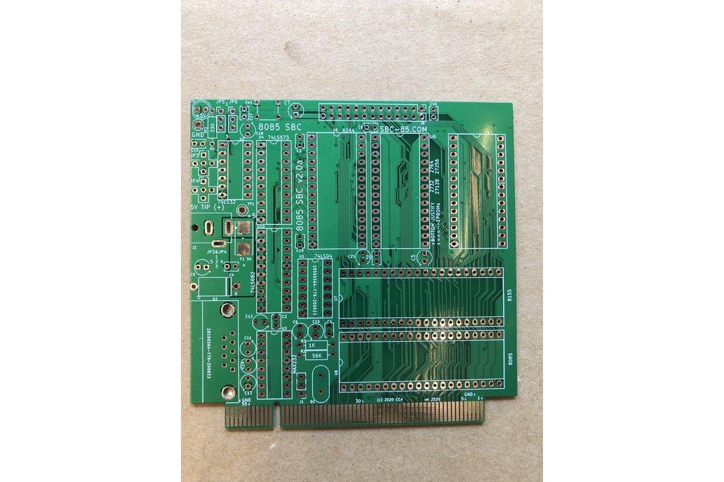 8085 Single board computer v2.0a 1