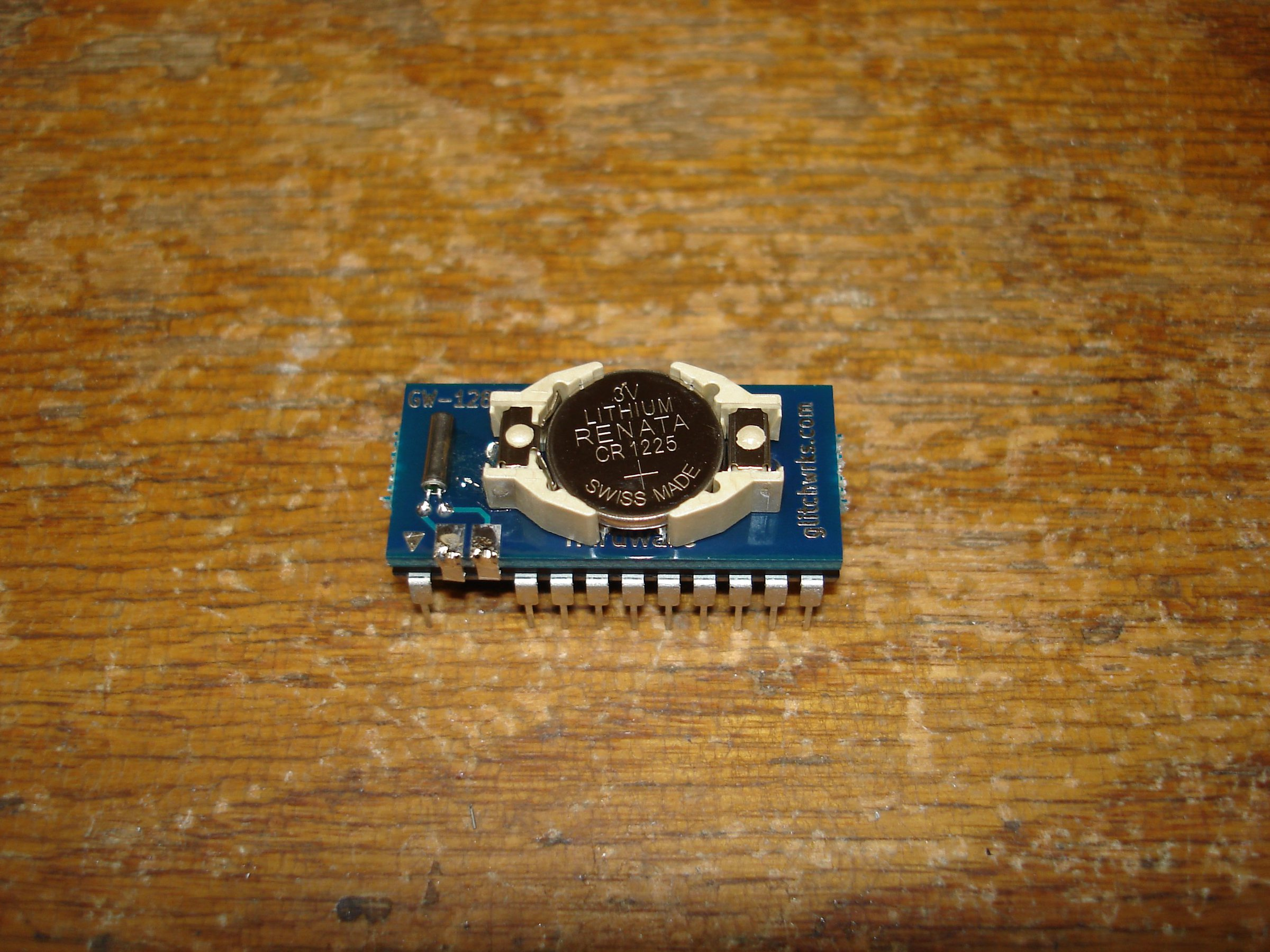 GW-12887-1 DS12887 RTC Replacement Module 1