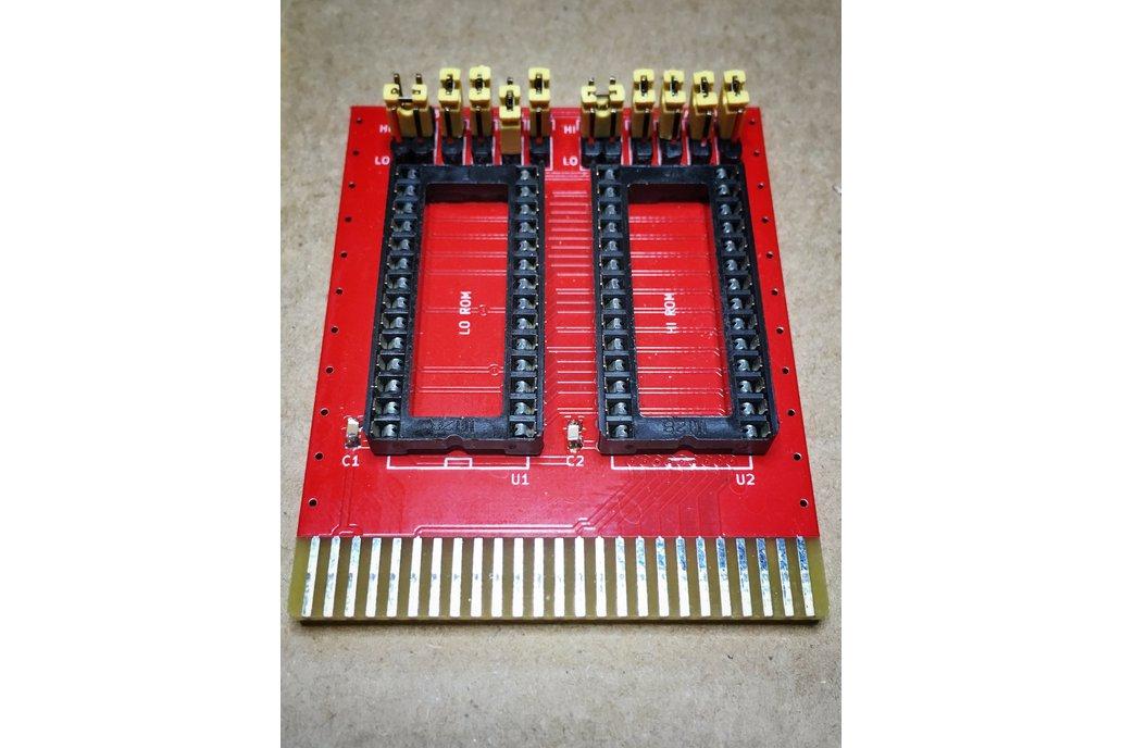 OpenC16Cart - Blank Commodore 16/Plus 4 Cartridge 1