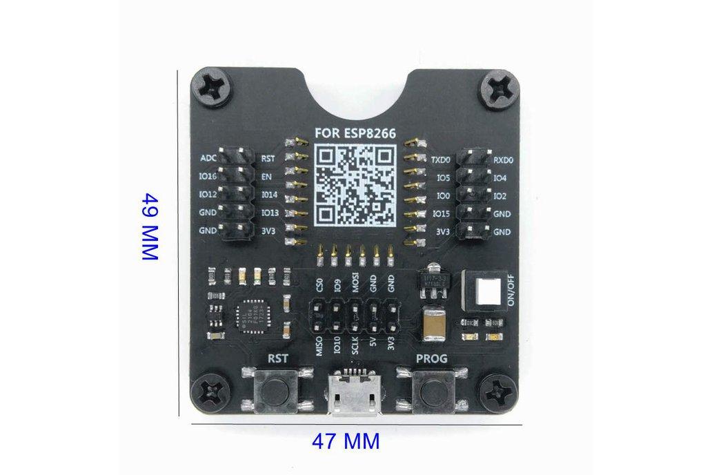 ESP8266 Module,ESP-12S/12F/12E/07S Adapter 1