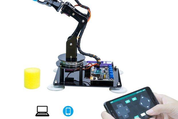 Kit de bras robotique