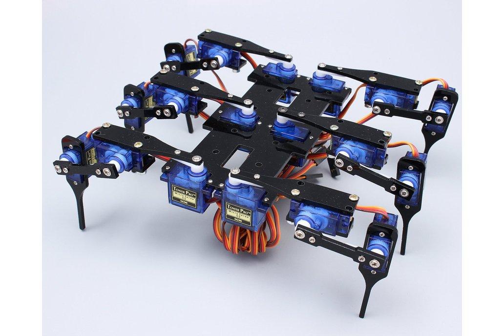 6 Legs 18 DOF Spider Robot (A150) 1