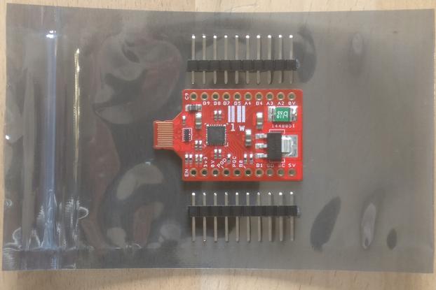 USB Type-C / PIC32 Development Board (Lite)