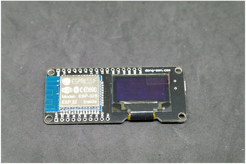 D-duino-32(ESP32&0.96OLED display) 1