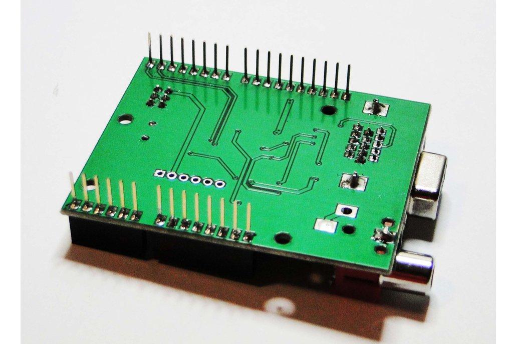 VGA DUINO - VGA Graphic Shield for Arduino 3