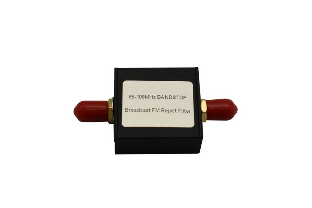 RF filter Broadcast FM Band Stop Filter 88 - 108M 1
