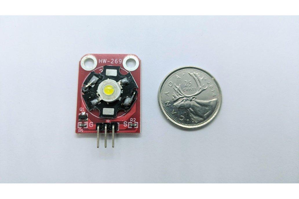 3W White LED Module 1