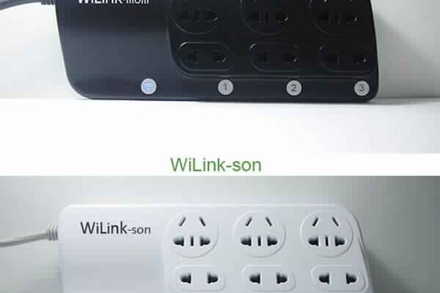 Wilink Intelligent Socket Smart Wireless Control