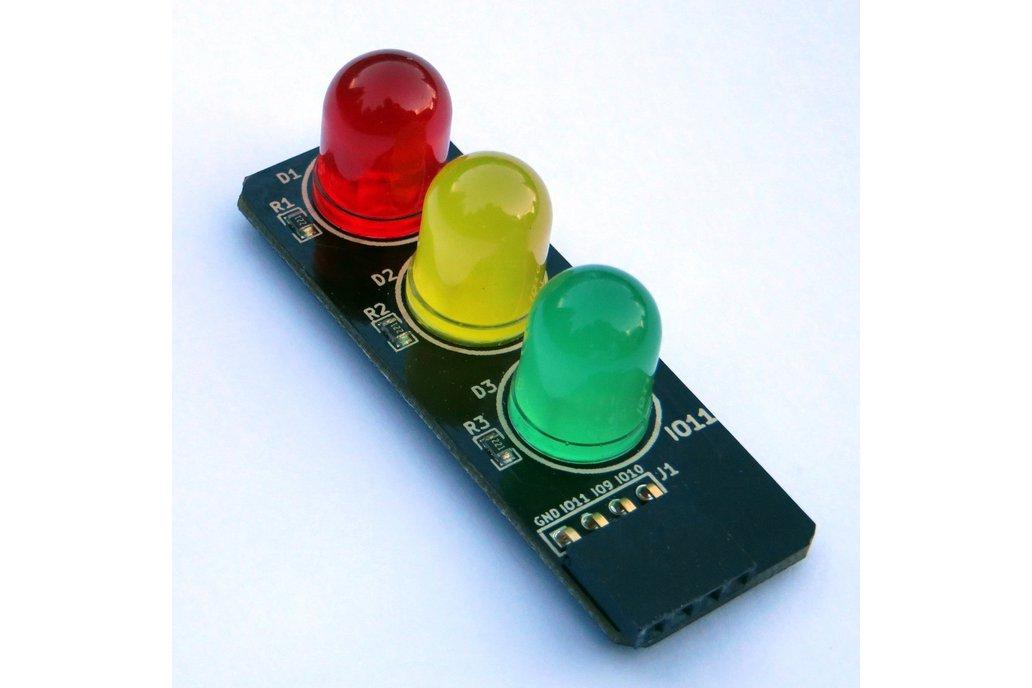 Pi Traffic Light 1
