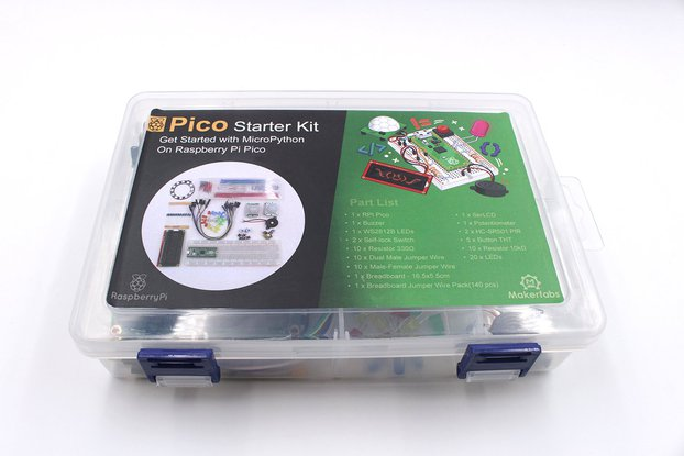 Raspberry Pi Pico Starter Kit