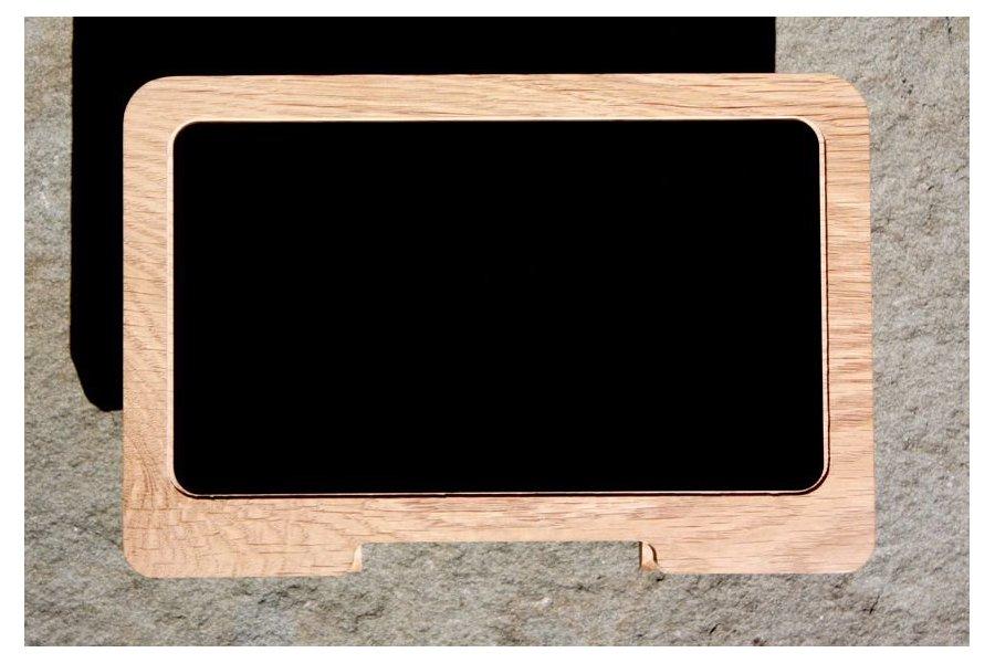 Raspberry Frame Oak 16