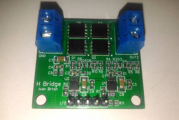 Mosfet H-Bridge
