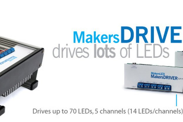 MakersDRIVER 5UP Pro