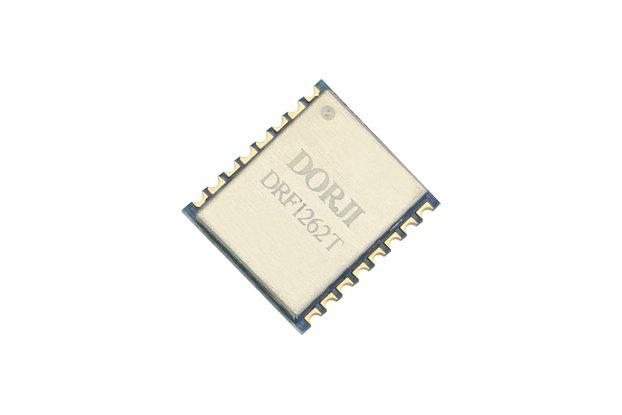 868MHz 915MHz sx1262 TCXO module DRF1262T