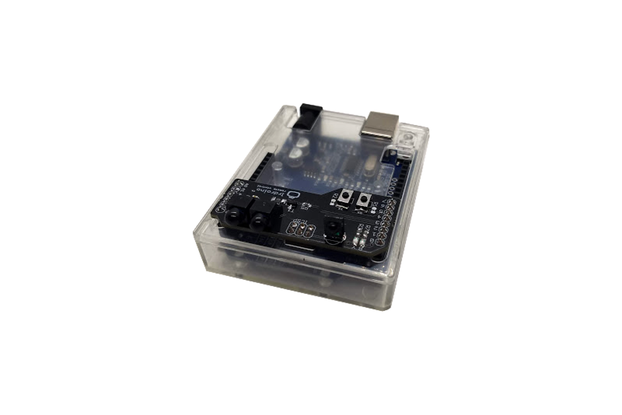 Irdroino Pronto USB IR Blaster Kit with enclosure