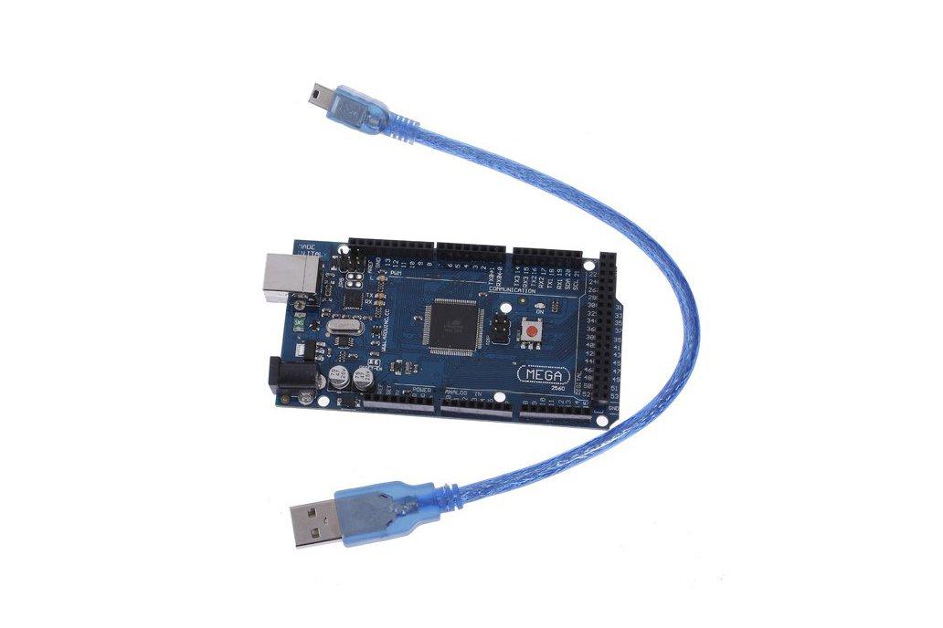 Mega2560 R3 ATmega2560-16AU Control Board 1