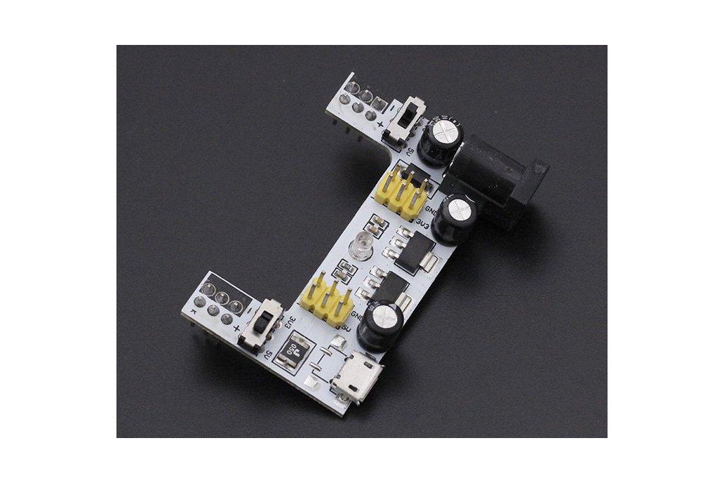 5V/3.3V Micro USB Interface Breadboard(7097) 1