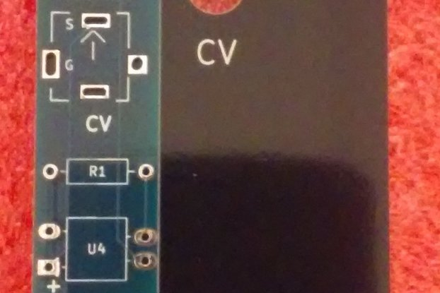 PVCA PCB and Fracrack Faceplate