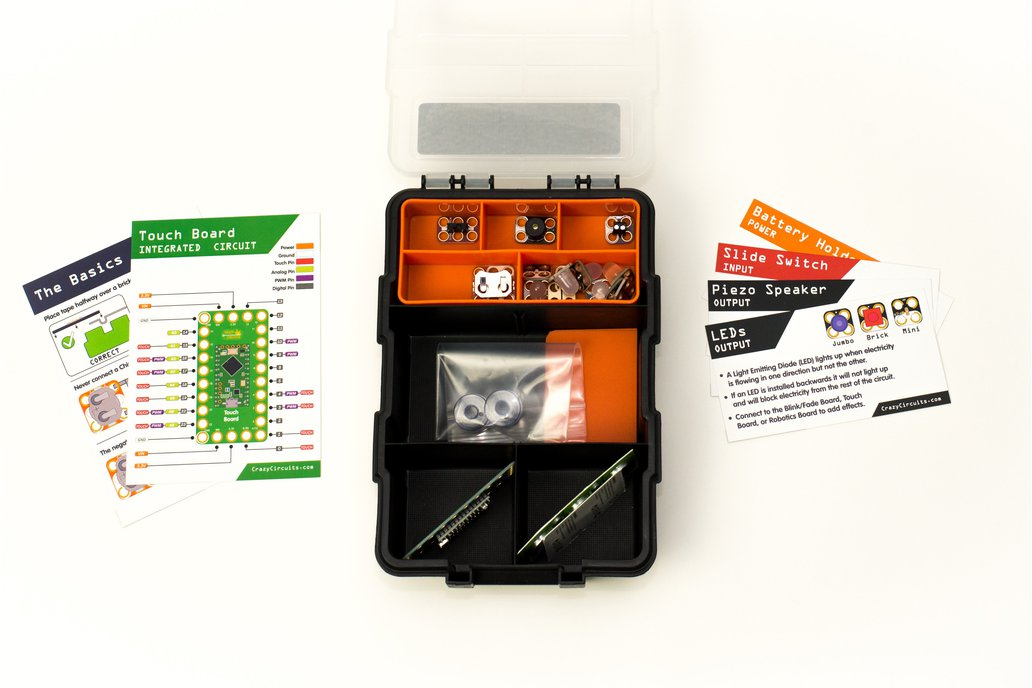 Crazy Circuits Sewing Deluxe Kit 2