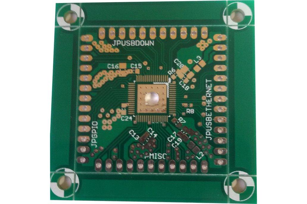 LAN951X USB (-HUB), Ethernet & GPIO adapter board 11