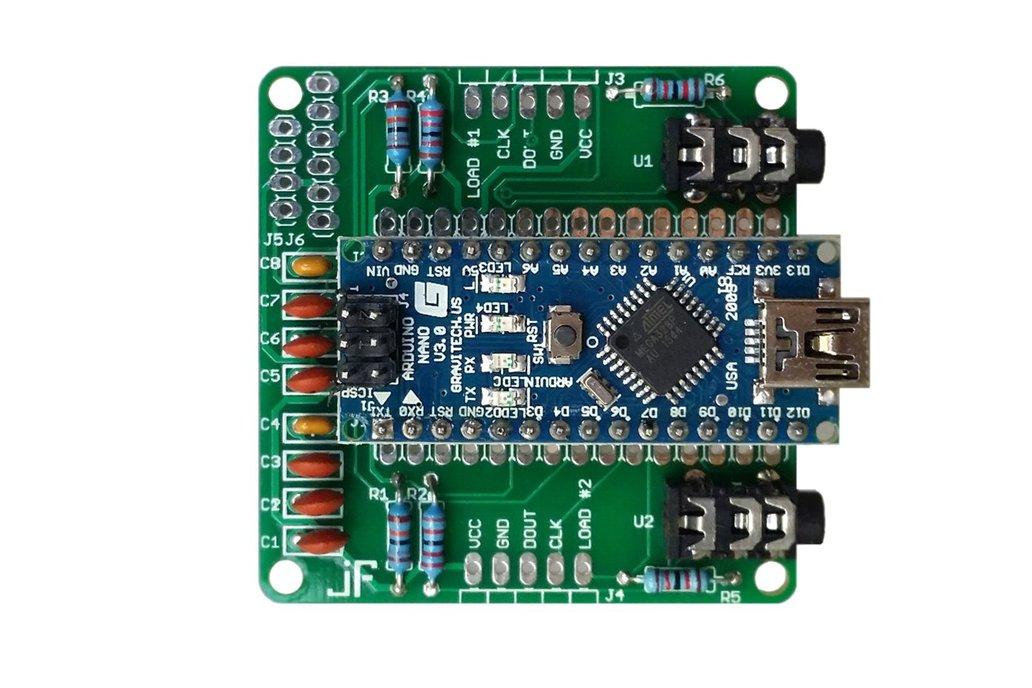 JF Audio Spectrum Visualizer Board (Basic Kit) 1