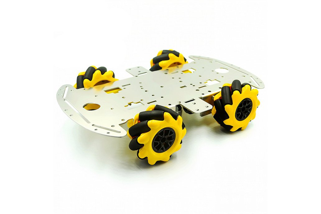 4WD Mecanum wheel Obstacle Avoidance Car 1