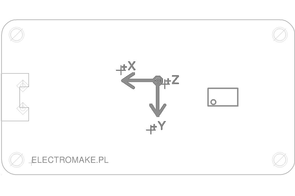 3 axis USB accelerometer 2