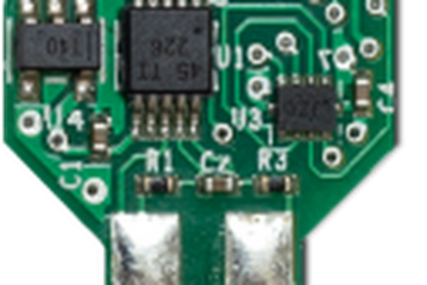 ACME Power_Probe_HE10  - 100mohms shunt