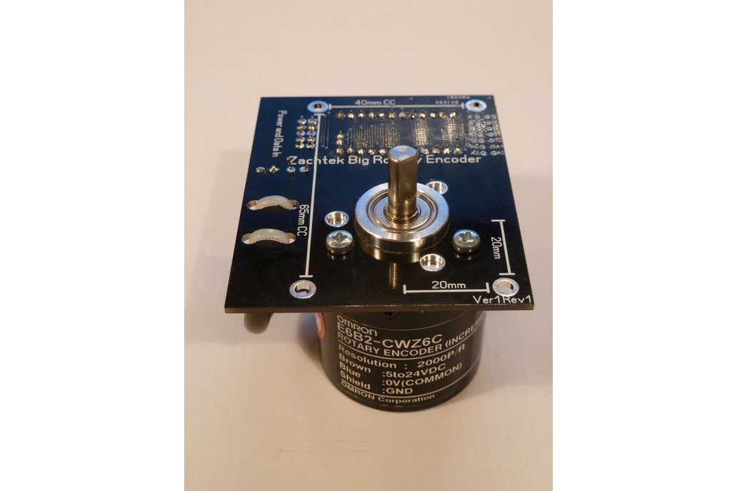 Big Rotary Encoder / VFO wheel 5