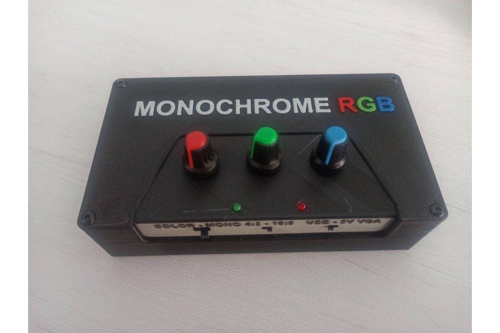 MonochromeRGB 1