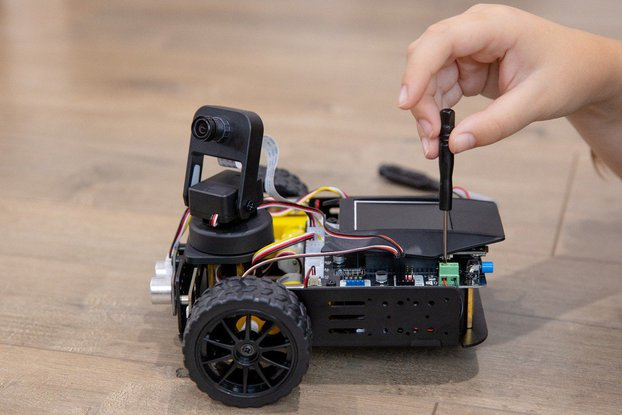 Make A Robot Kit - for hands on AI learning