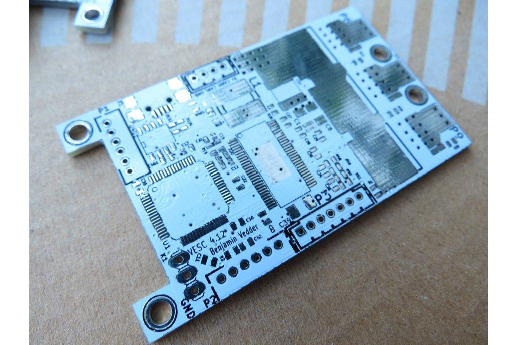 VESC ebike skateboard BLDC hub motor controller 1