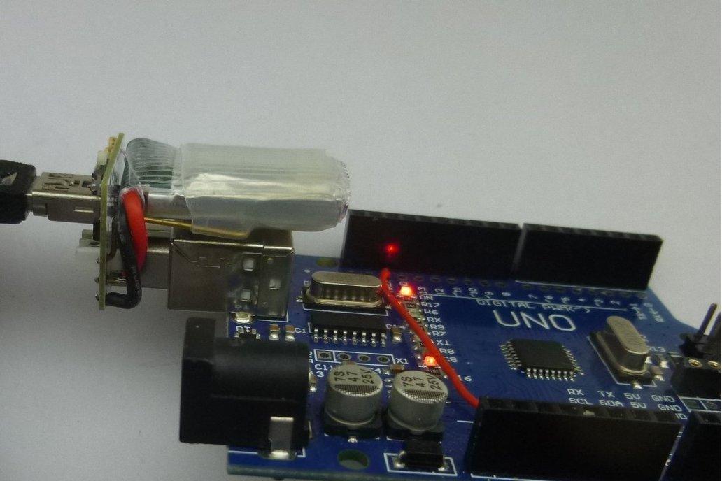 Lipo for Arduino Uno 2